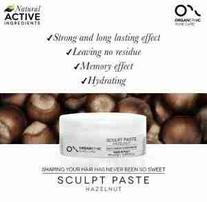 Organethic Pure Care sculpt paste