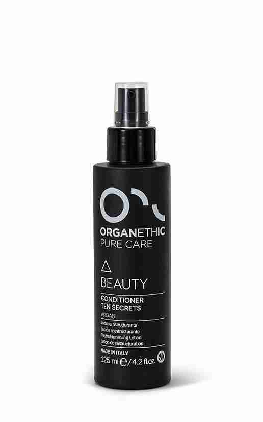 Organethic Pure Care Beauty Conditioner 10 Secrets
