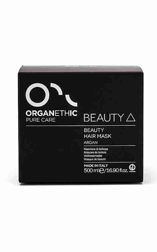 Organethic Pure Care Beauty Hair Masque