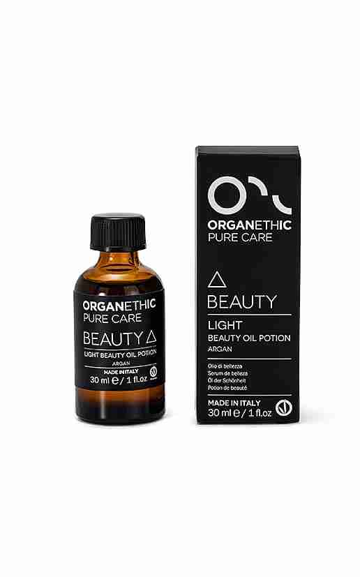 Organethic Pure Care Beauty Oil Potion Light