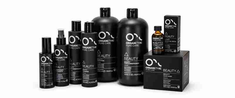Organethic Pure Care Beauty Argan Range