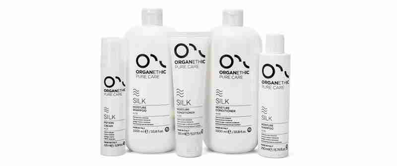 Organethic Pure Care Silk Aloe Line
