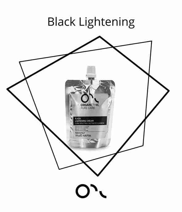 Black Lightening Cream - Activated Charcoal