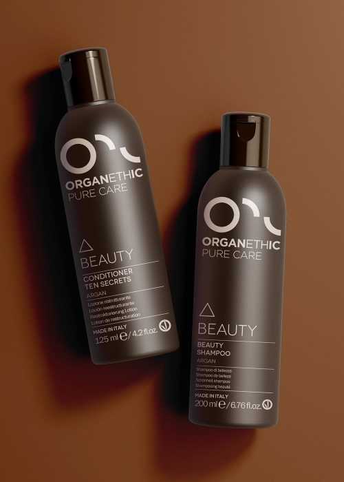 Argan beauty hair care line