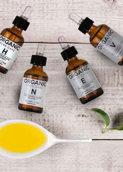 Organethic Pure Care Wellness Blend Treatments